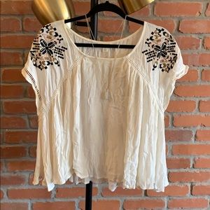 Tops - Miami top with sleeve detail